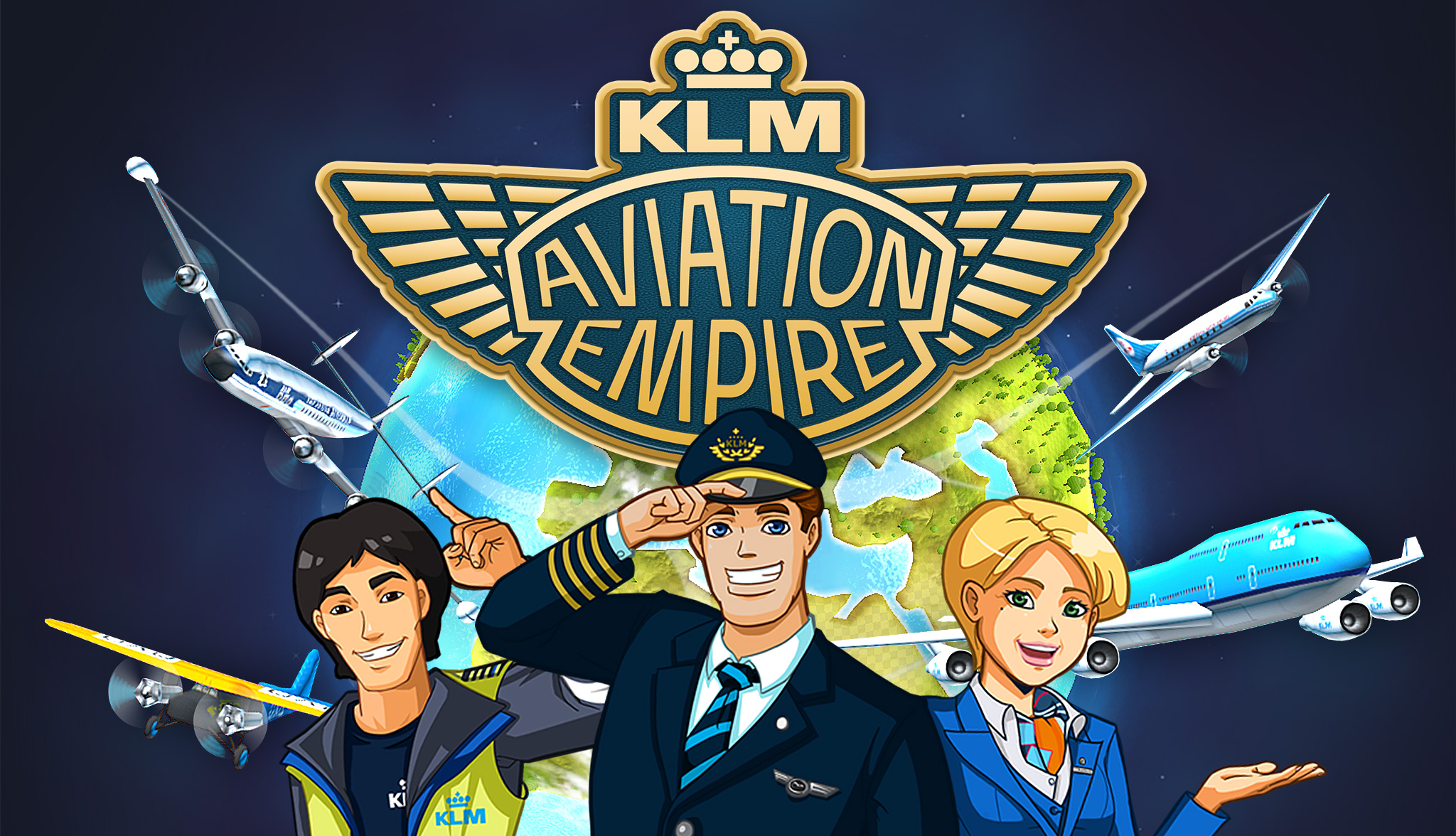 KLM Aviation Empire