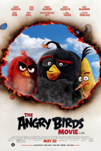 Angry Birds film poster