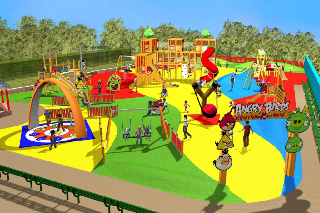 Angry Birds Park