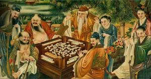 Mahjong geschiedenis