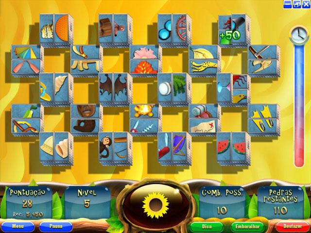 Safari Island Game