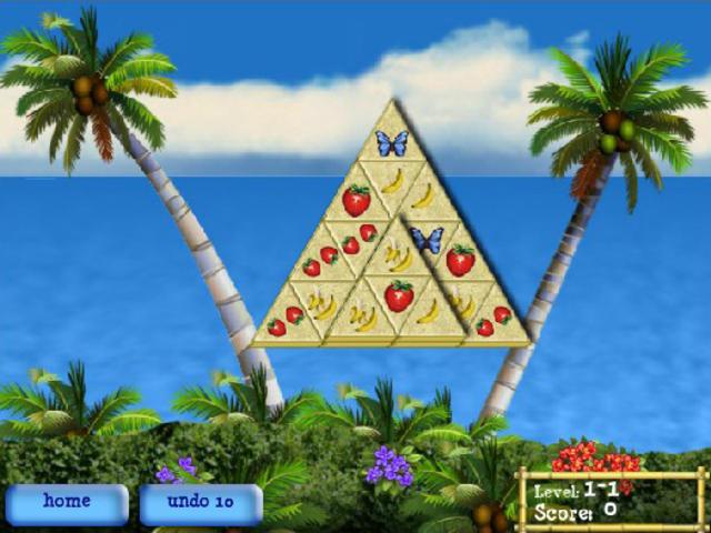 Tropix Trijong Game